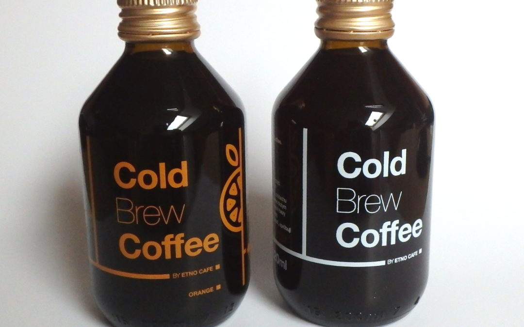 COLD BREW – naturalny energetyk